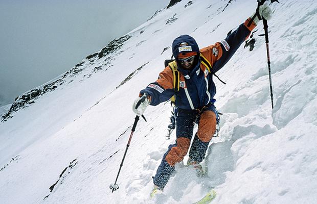 K2-Abfahrt