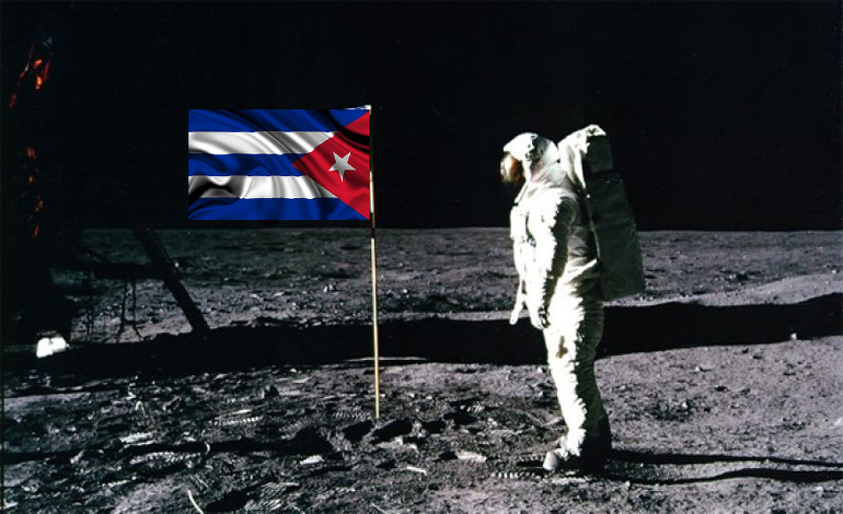 Demostrado: Independentistas catalanes llegaron antes a la luna
