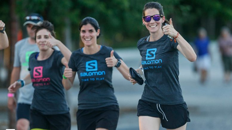 Salomon Run Afterwork 1