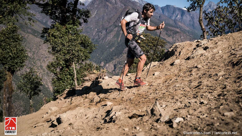 HERNANDO everest trail race