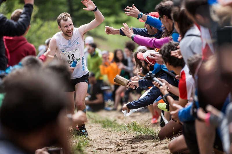participación Golden Trail Series