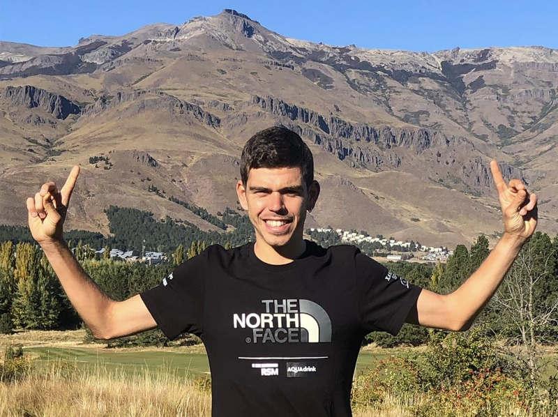 CApell Argentina patagonia run