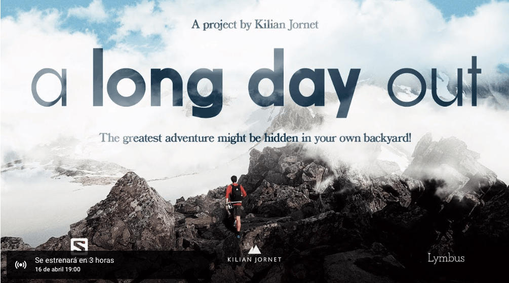 a long day out kilian jornet