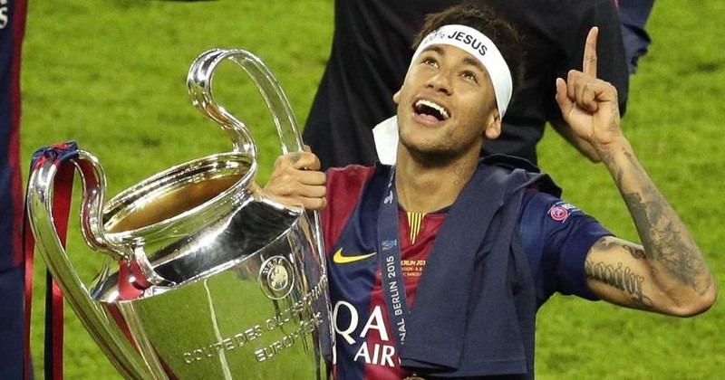 neymar ya fc barcelona