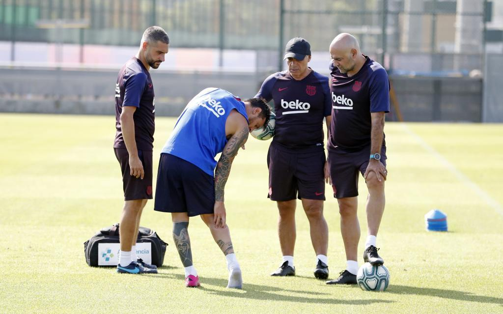 Barça circunstancial