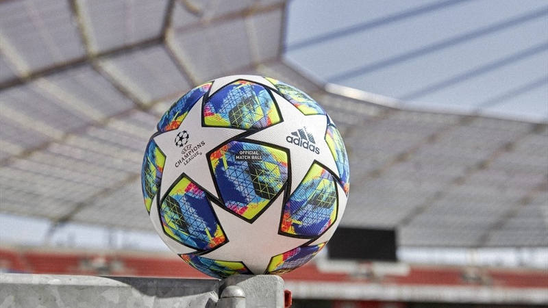 balon de la champions league balon oficial adidas