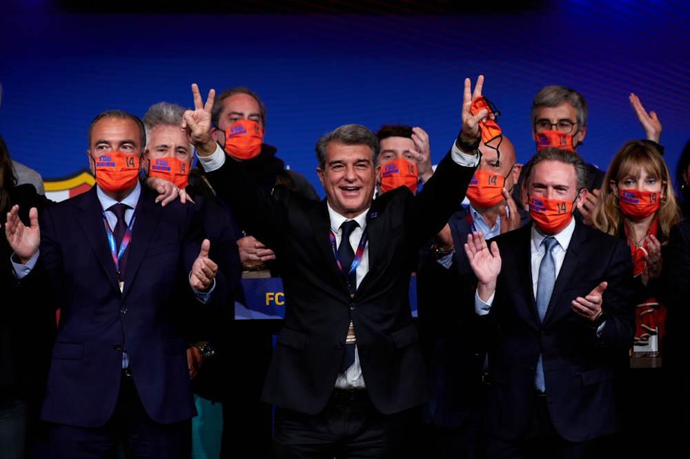 joan laporta anomalía elecciones barça fc barcelona
